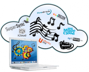 Music Cloud Storage