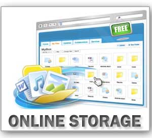 how to get free online storage