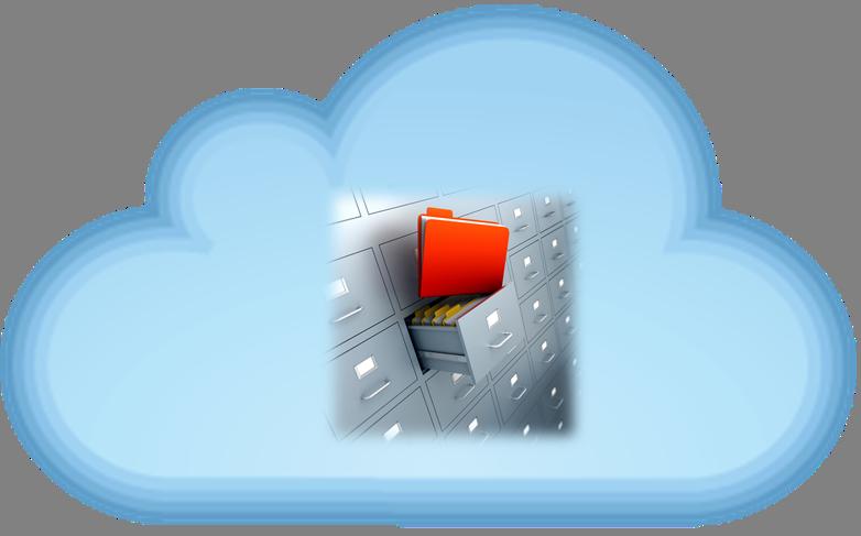 Cloud service data storage devices