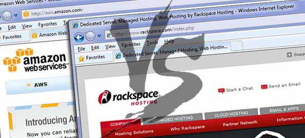 Rackspace VS Amazon