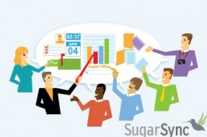 SugarSync Business cloud storage