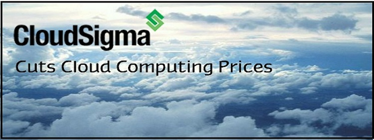 CloudSigma Computing Prices
