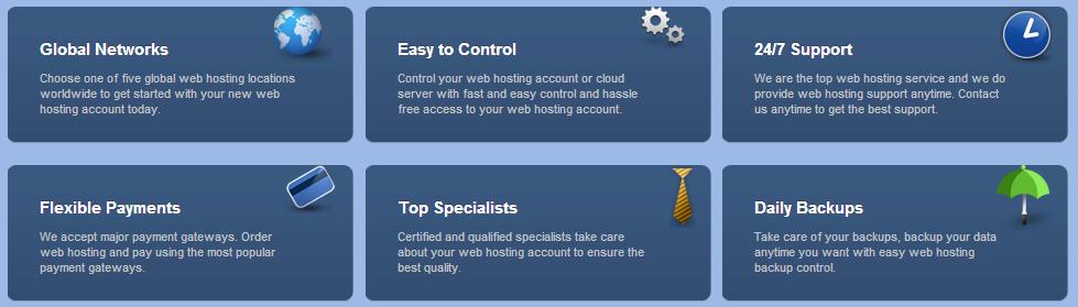 host1plus features