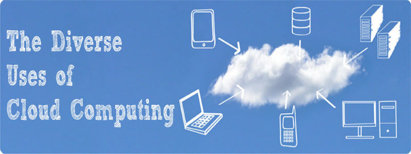 The Diverse Uses of Cloud Computing
