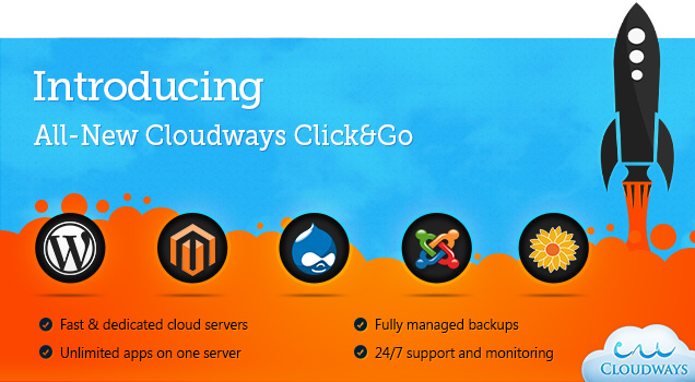 cloudways click&go