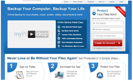 MyPCBackup Review 2015 - Simple & Secure Cloud Storage