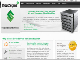 CloudSigma Hosting Reviews