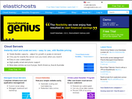 ElasticHosts Cloud Reviews