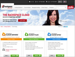 Rackspace Cloud Review