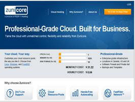 Zunicore Cloud Hosting Review