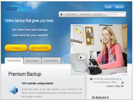 SurDoc Online Backup