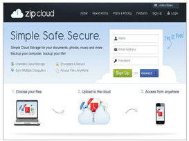 ZipCloud Storage Review