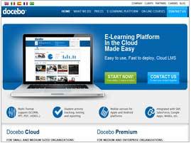 Docebo Cloud Application